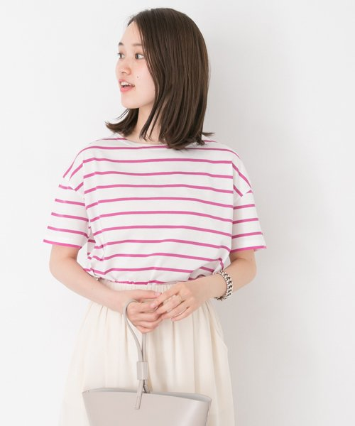 URBAN RESEARCH OUTLET(アーバンリサーチ アウトレット)/【UR】60/2天竺ボーダーTシャツ  【アーバンリサーチ】/UR6521S001_img02