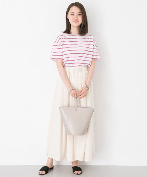 URBAN RESEARCH OUTLET(アーバンリサーチ アウトレット)/【UR】60/2天竺ボーダーTシャツ  【アーバンリサーチ】/UR6521S001_img04