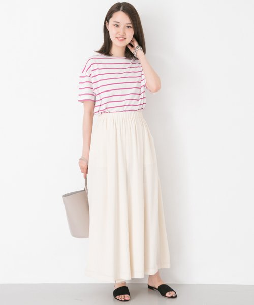 URBAN RESEARCH OUTLET(アーバンリサーチ アウトレット)/【UR】60/2天竺ボーダーTシャツ  【アーバンリサーチ】/UR6521S001_img05