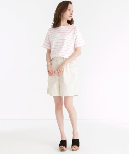 URBAN RESEARCH OUTLET(アーバンリサーチ アウトレット)/【UR】60/2天竺ボーダーTシャツ  【アーバンリサーチ】/UR6521S001_img08