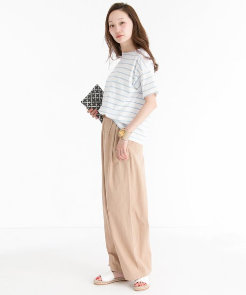 URBAN RESEARCH OUTLET(アーバンリサーチ アウトレット)/【UR】60/2天竺ボーダーTシャツ  【アーバンリサーチ】/UR6521S001_img09