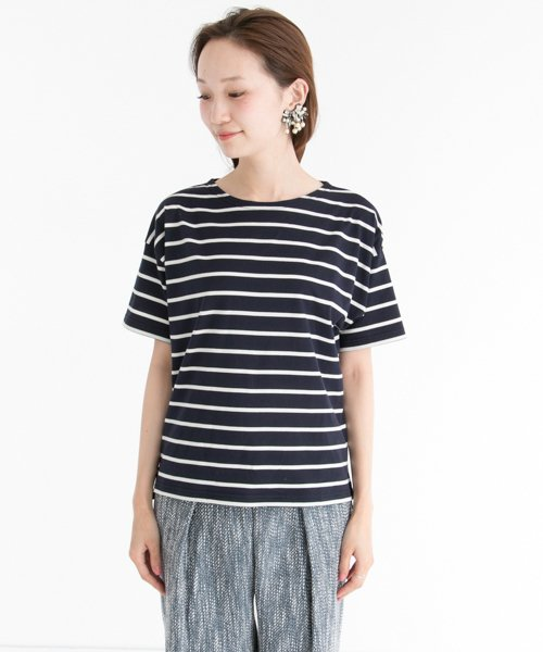 URBAN RESEARCH OUTLET(アーバンリサーチ アウトレット)/【UR】60/2天竺ボーダーTシャツ  【アーバンリサーチ】/UR6521S001_img13