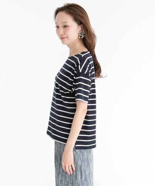 URBAN RESEARCH OUTLET(アーバンリサーチ アウトレット)/【UR】60/2天竺ボーダーTシャツ  【アーバンリサーチ】/UR6521S001_img14