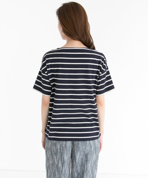URBAN RESEARCH OUTLET(アーバンリサーチ アウトレット)/【UR】60/2天竺ボーダーTシャツ  【アーバンリサーチ】/UR6521S001_img15