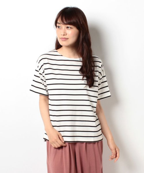 URBAN RESEARCH OUTLET(アーバンリサーチ アウトレット)/【UR】60/2天竺ボーダーTシャツ  【アーバンリサーチ】/UR6521S001_img30