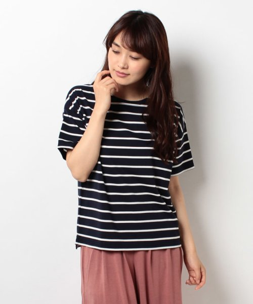 URBAN RESEARCH OUTLET(アーバンリサーチ アウトレット)/【UR】60/2天竺ボーダーTシャツ  【アーバンリサーチ】/UR6521S001_img31