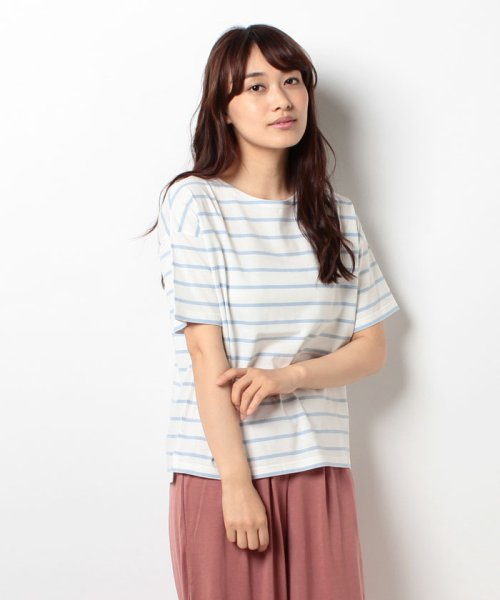 URBAN RESEARCH OUTLET(アーバンリサーチ アウトレット)/【UR】60/2天竺ボーダーTシャツ  【アーバンリサーチ】/UR6521S001_img32