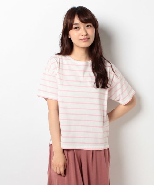 URBAN RESEARCH OUTLET(アーバンリサーチ アウトレット)/【UR】60/2天竺ボーダーTシャツ  【アーバンリサーチ】/UR6521S001_img33