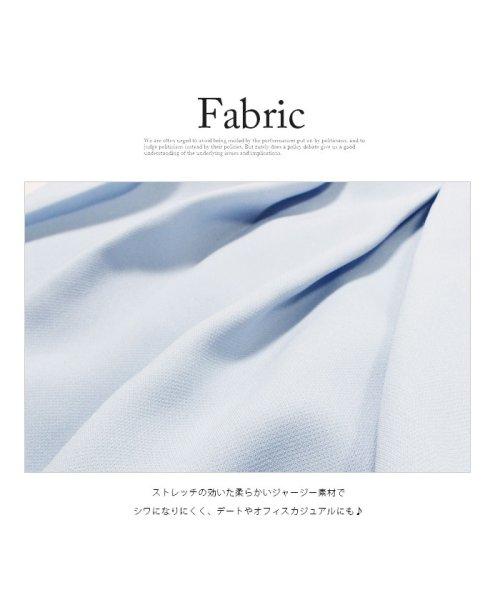 MODE ROBE(モードローブ)/パステルカラー フレアスカート ミモレ丈/MR2505_img02