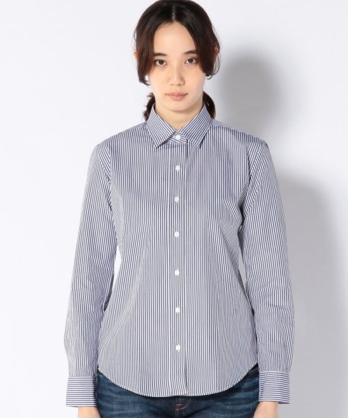 SHIPS WOMEN(シップス ウィメン)/THOMASMASONストライプシャツ/311130209_img01