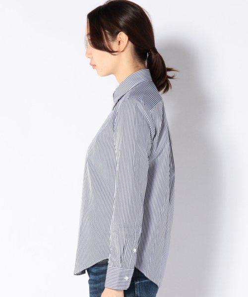SHIPS WOMEN(シップス ウィメン)/THOMASMASONストライプシャツ/311130209_img02