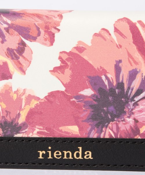 rienda(BAG)(リエンダ(バッグ))/【rienda】花柄デザインスマホケース/R03410302_img04