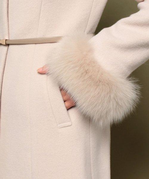 PROPORTION BODY DRESSING(プロポーション ボディドレッシング)/【AneCan 12月号掲載】ベルト付ノーカラーコート/1216252002_img07
