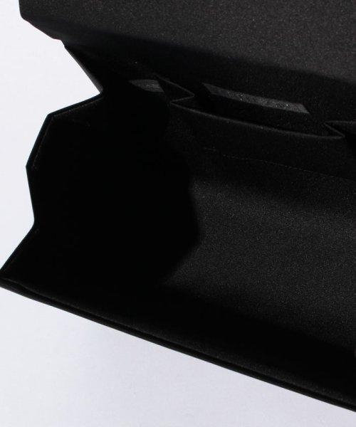 form forma(フォルムフォルマ)/かぶせボーダーブラックフォーマルバッグ(撥水加工付き)/5625321_img04