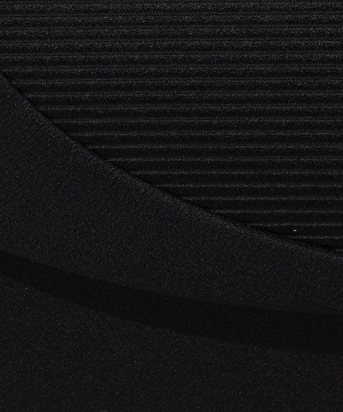form forma(フォルムフォルマ)/かぶせボーダーブラックフォーマルバッグ(撥水加工付き)/5625321_img05