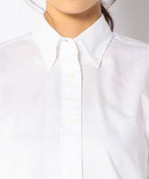 SHIPS WOMEN(シップス ウィメン)/RIKACO for SHIPS: ALBIATEオックスボタンダウンシャツ/311140314_img05