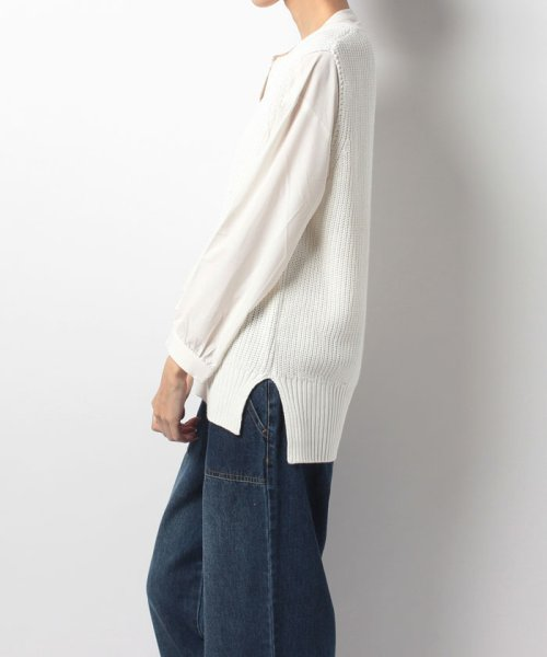 URBAN RESEARCH OUTLET(アーバンリサーチ アウトレット)/【WAREHOUSE】V/N畦ニットベスト2/WH6422M005_img04