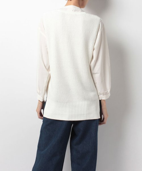 URBAN RESEARCH OUTLET(アーバンリサーチ アウトレット)/【WAREHOUSE】V/N畦ニットベスト2/WH6422M005_img05