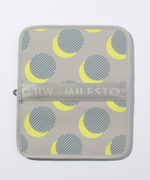 MILESTO(ミレスト)/hopping marche トラベルオーガナイザー/MLS237_img12