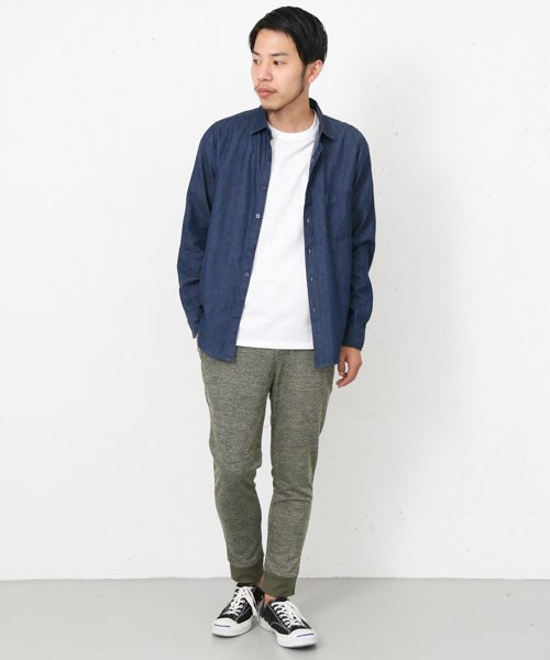URBAN RESEARCH OUTLET(アーバンリサーチ アウトレット)/【WAREHOUSE】TR裏毛ジョグパンツ/WH6614M010_img01