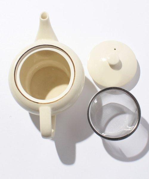 Afternoon Tea LIVING(アフタヌーンティー・リビング)/AK16 茶漉し付きポットS / SAKUZAN×AfternoonTea/AK1613164_img05