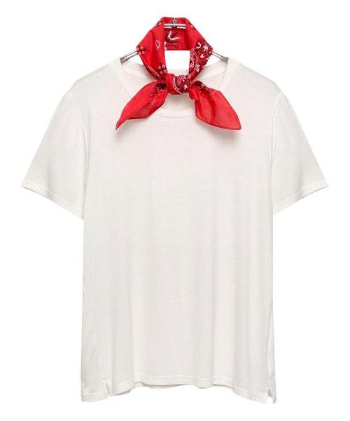 Re:EDIT(リエディ)/シンプルTシャツ×バンダナ2点SET/119749_img02