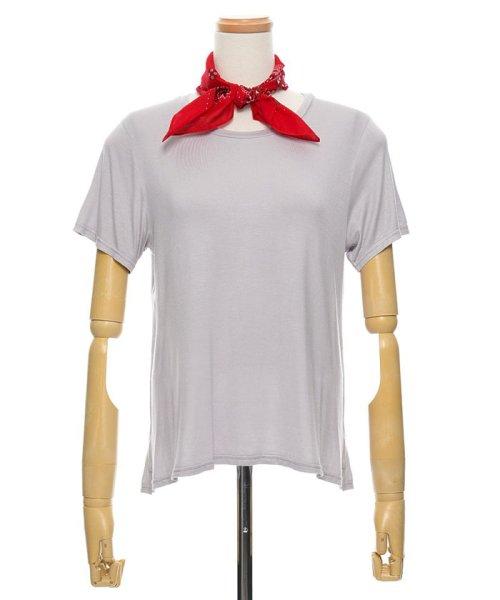 Re:EDIT(リエディ)/シンプルTシャツ×バンダナ2点SET/119749_img05