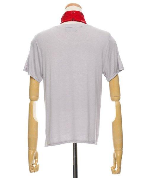 Re:EDIT(リエディ)/シンプルTシャツ×バンダナ2点SET/119749_img07