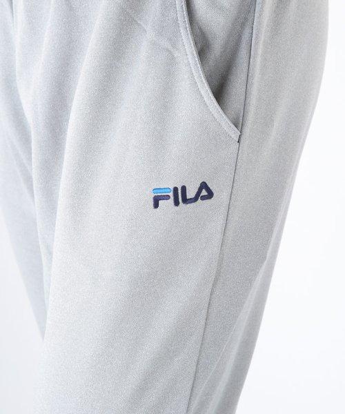 FILA(フィラ)/杢リバーメッシュジップパーカー/446319_img07