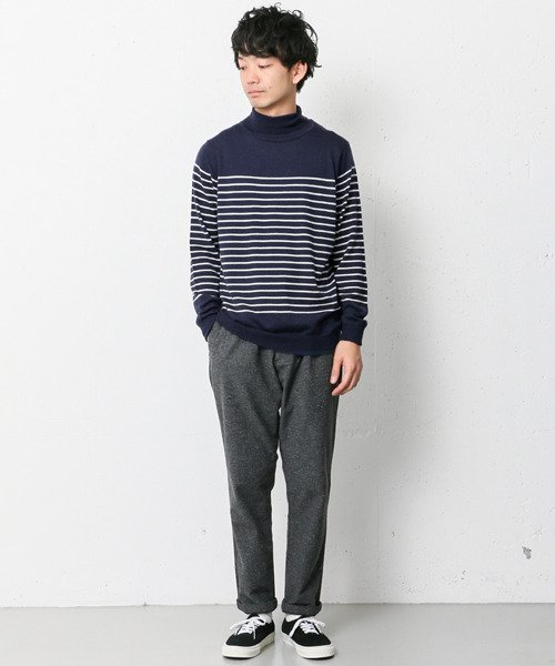 URBAN RESEARCH OUTLET(アーバンリサーチ アウトレット)/【DOORS】WashableWoolTurtleKnit/DR5212N005_img01