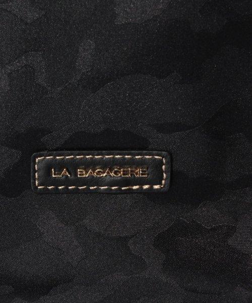 LA BAGAGERIE(ラ バガジェリー)/カモフラジャカードナイロン 2wayトートバッグ Sサイズ/B620302_img07