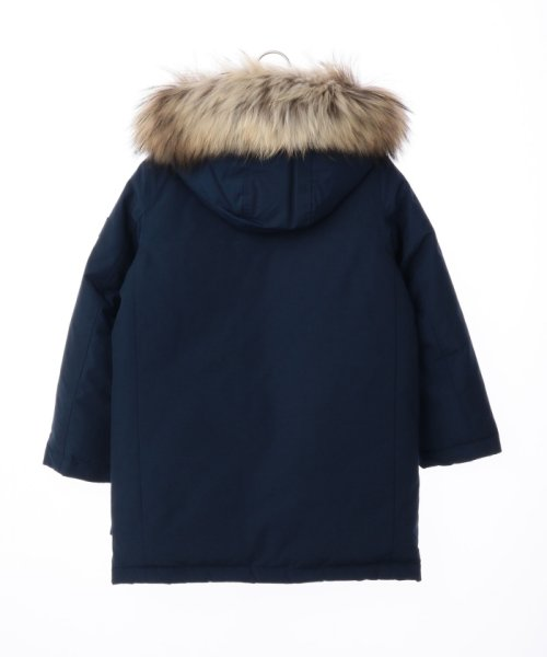 SHIPS KIDS(シップスキッズ)/WOOLRICH(ウールリッチ):BS PARKA DETACHABLE/514050168_img01