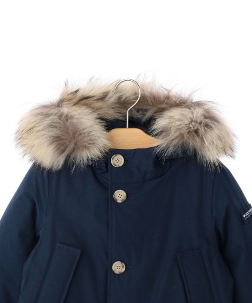 SHIPS KIDS(シップスキッズ)/WOOLRICH(ウールリッチ):BS PARKA DETACHABLE/514050168_img02