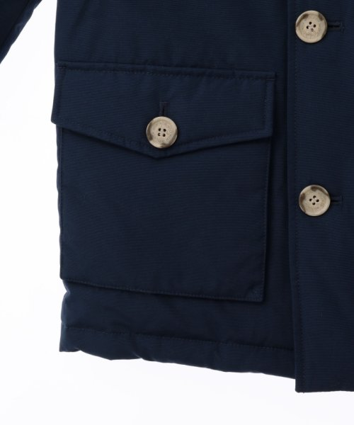 SHIPS KIDS(シップスキッズ)/WOOLRICH(ウールリッチ):BS PARKA DETACHABLE/514050168_img04