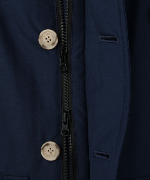SHIPS KIDS(シップスキッズ)/WOOLRICH(ウールリッチ):BS PARKA DETACHABLE/514050168_img06