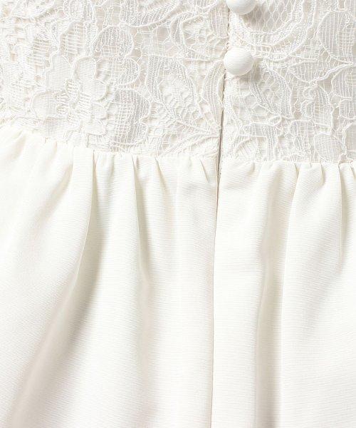 form forma(フォルムフォルマ)/【kaene】ノースリーブ ロングウェディングドレス/0501151_img10