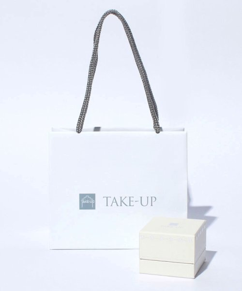 TAKE-UP(テイクアップ)/ヒネリラインピアスチャーム( WG)/0736030_img03