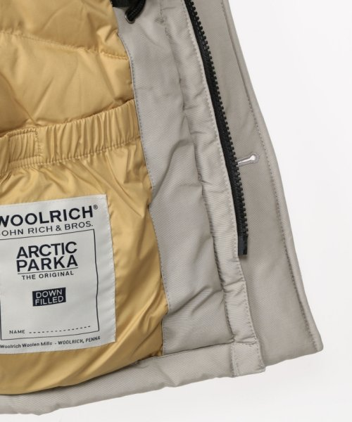 SHIPS KIDS(シップスキッズ)/WOOLRICH(ウールリッチ):BS PARKA DETACHABLE/514050168_img10