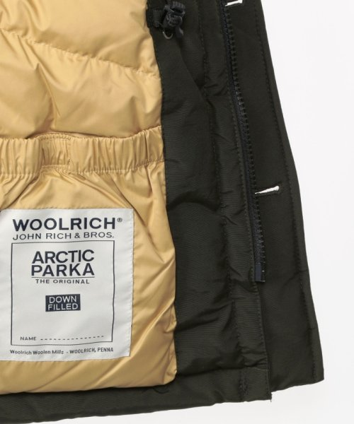 SHIPS KIDS(シップスキッズ)/WOOLRICH(ウールリッチ):BS PARKA DETACHABLE/514050168_img12