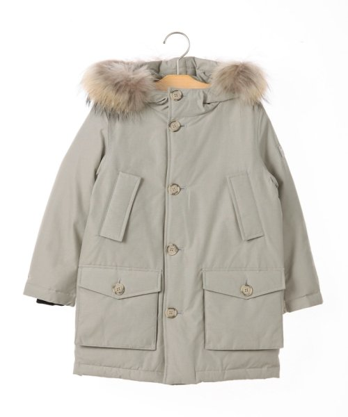 SHIPS KIDS(シップスキッズ)/WOOLRICH(ウールリッチ):BS PARKA DETACHABLE/514050168_img13