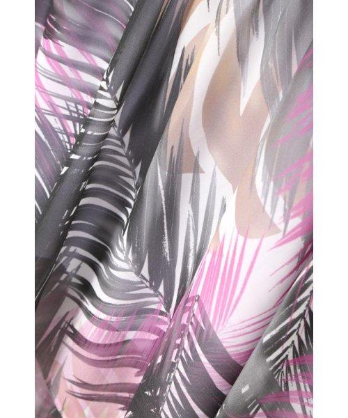 Pinky&Dianne(ピンキー アンド ダイアン)/パームツリープリントシフォンブラウス/0316110552_img03
