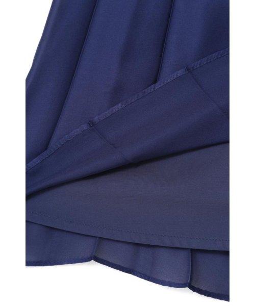 NATURAL BEAUTY(ナチュラル ビューティー)/サテンオーガンジープリーツスカート/0186220606_img10