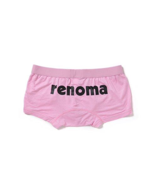 renoma(レノマ)/SPORTS BACK PRINT SHORT BOXER/1T604UH_img12