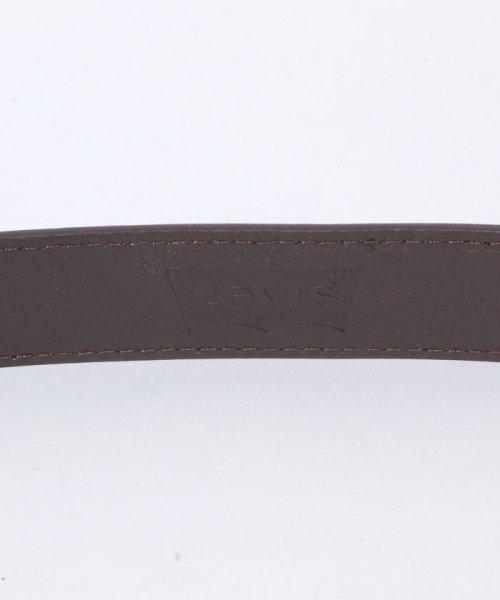 JNSJNM(ジーンズメイト メンズ)/【LEVI'S】【LEVI'S】35mmレザーベルト/209146290_img01