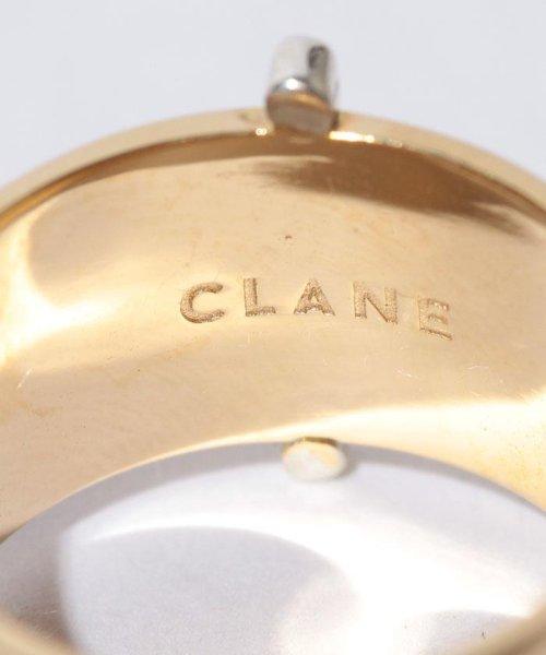 CLANE(クラネ)/WIDE PLATE BAR RING/111363541_img02