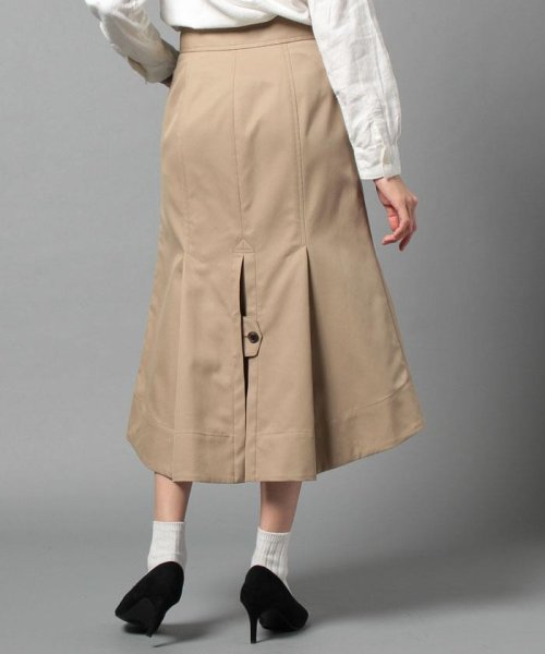beautiful people(ビューティフルピープル)/ultimate pima twill trench tuck skirt/1725107001_img06