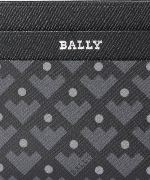BALLY(バリー)/BALLY CRESCENT TOILE RIGI/6199758BK_img03