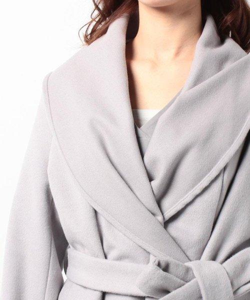 Bou Jeloud(ブージュルード)/◆ざっくり羽織ってサマになる◆ダブルフェイスガウンコート/564919_img05