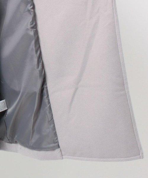 Bou Jeloud(ブージュルード)/◆ざっくり羽織ってサマになる◆ダブルフェイスガウンコート/564919_img07