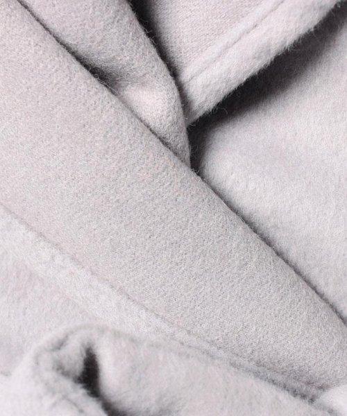 Bou Jeloud(ブージュルード)/◆ざっくり羽織ってサマになる◆ダブルフェイスガウンコート/564919_img09